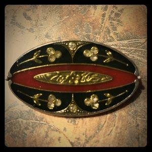 Jewelry - Vintage Cloisonné Enamel pin